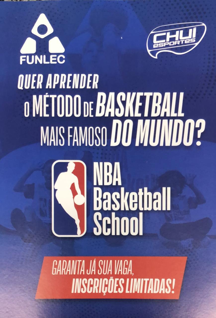 NBA BASKETBALL SCHOOL EM CAMPO GRANDE